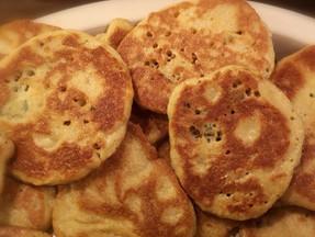 Savory jalapeños pancakes 🌶🔥