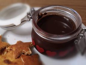 Keto chocolate & walnuts spread
