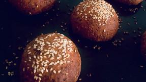 Keto brown buns