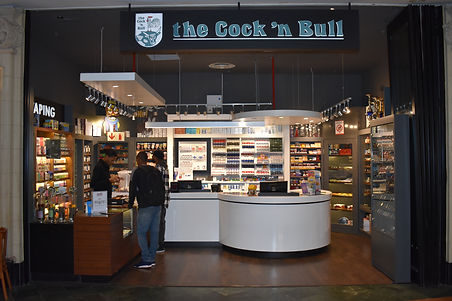 Canal Walk, Cock 'n Bull, store, shop
