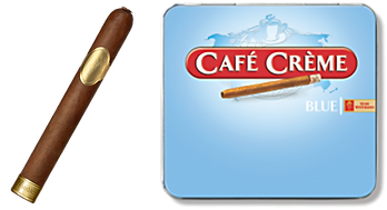 Cigarillos, Cafe Creme, smoke