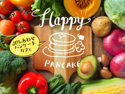JP pancake caffe