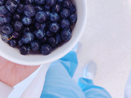 (trying to) Stay healthy in the hospital