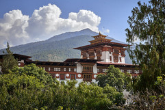 Punakha Zhong Bhutan