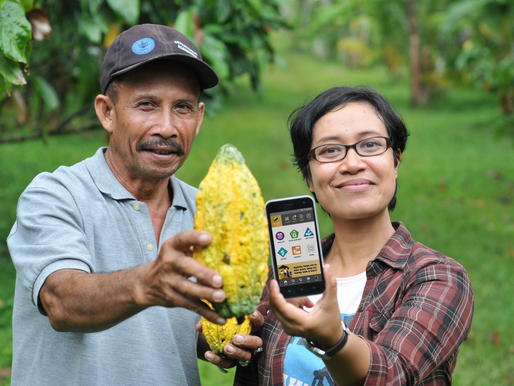 How AgUnity is Changing the Developing World with Technology in the Hands of Farmers.