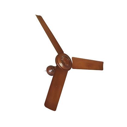 Energy Efficient DC Ceiling Fan 50cm - Brown