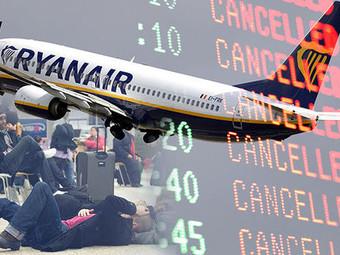 Streik, Verspätungen und Annullierung bei Ryanair und Laudamotion . AKTUELL NUN HÖCHSTRICHTERLICH