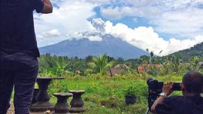 Disaster Education and Sundaya Solar Kits at Bali Evacuation Camps