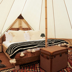 Glamping Tents & Outfitting