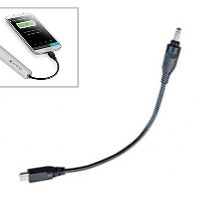Micro USB Cable for JouleStick Charger Attachment