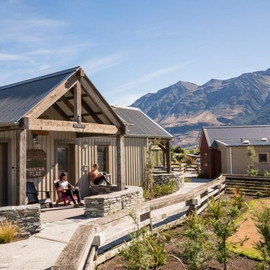 Camp Glenorchy, World's First Living Building