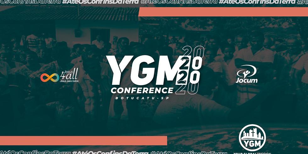 YGM CONFERENCE 2020 - Até os confins da terra