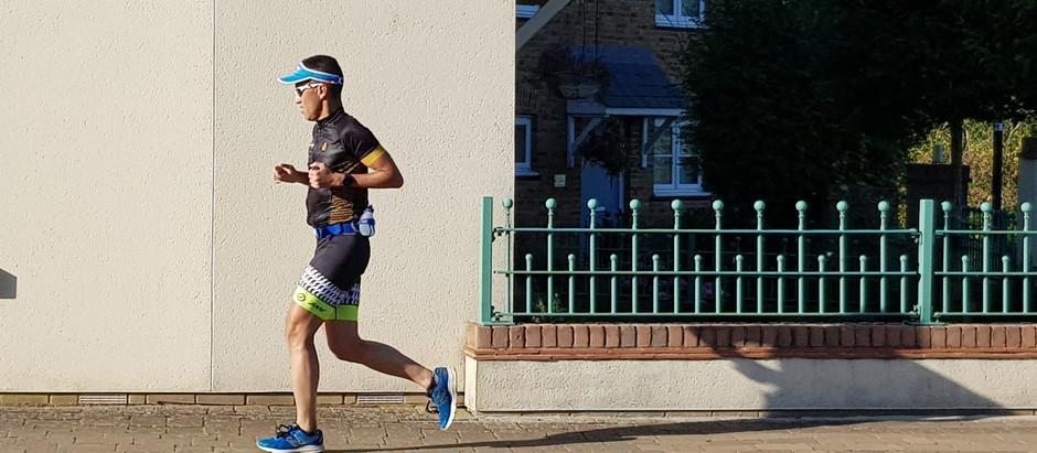 Run after your goals
