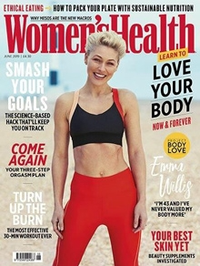 Mamawell in Women's Health magazine.
