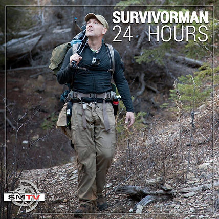 Survivorman Les Stroud