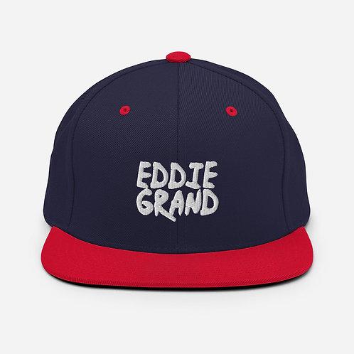 Eddie Grand Official Snapback