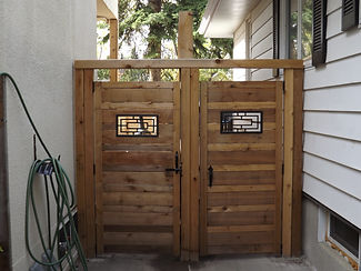 Robertson Contracting Calgary - Cedar Gate