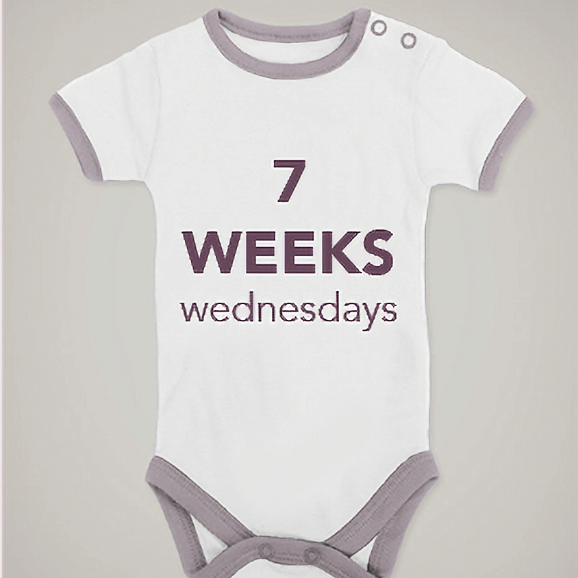 7-Week   SEPTEMBER   WEDNESDAYS