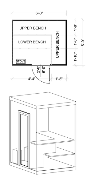 Robertson Contracting Calgary - Upgrade Suana Design B