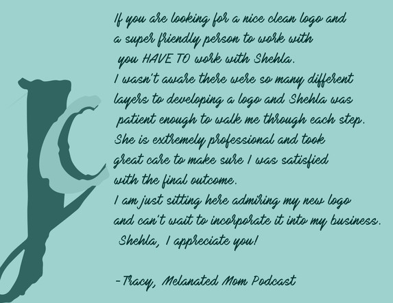 Testimonial Melanated Mom