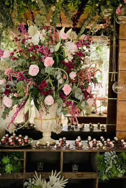 flores romanticas