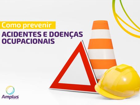 Estratégias para prevenir acidentes e doenças ocupacionais