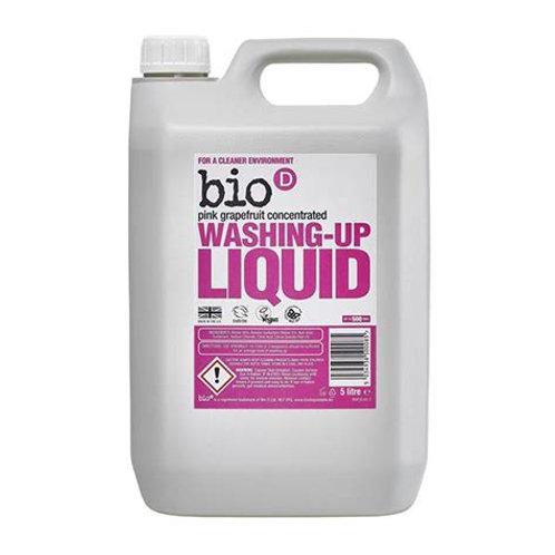 Bio D Pink Grapefruit Washing-up Liquid - 500ml REFILL
