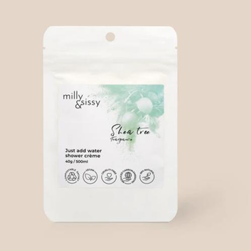 Milly & Sissy Shower Creme Sachet - 500ml
