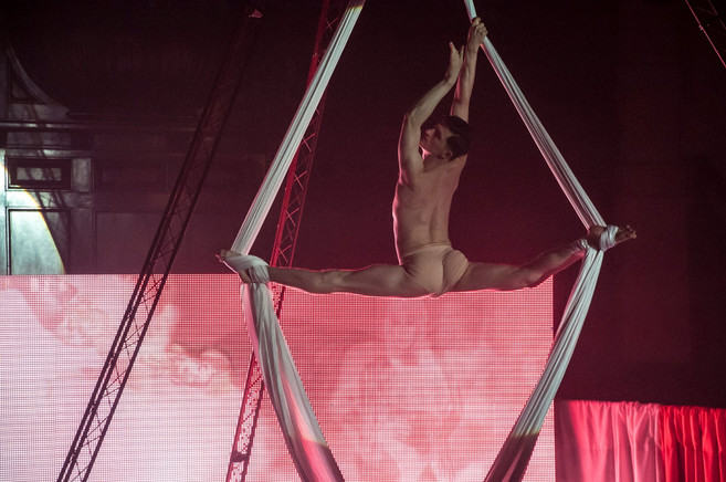 Twisted Circus Tour (2018)