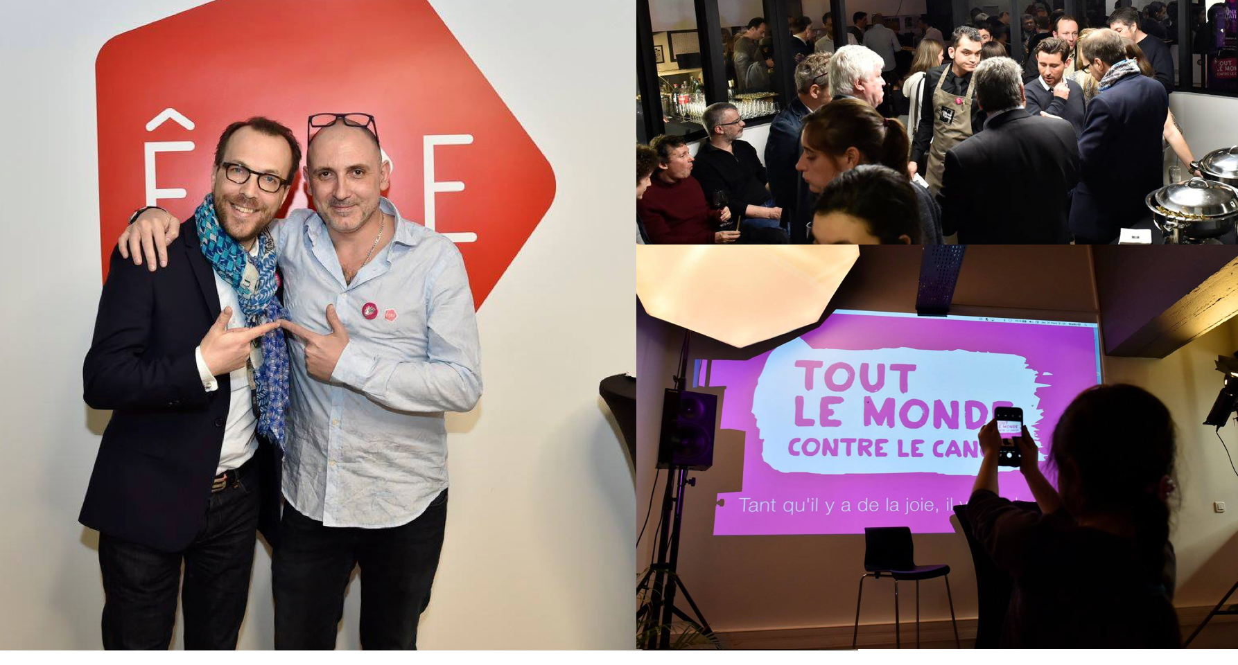EVENT TOUT LE MONDE CONTRE LE CANCER
