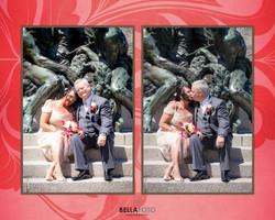 06 bride & groom at park web