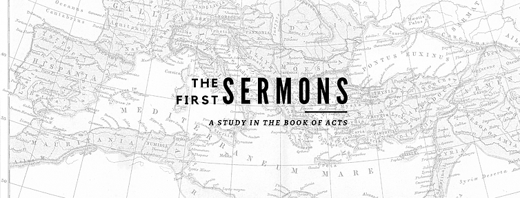 The First Sermons - Website Banner (1).p