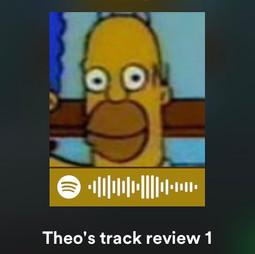 Track Review - My Favorite Songs This Week