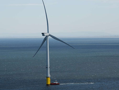 Turbinas que pueden producir hasta 254,2 MW