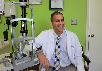 Babur Lateef, trusted eye doctor in Northern Virginia