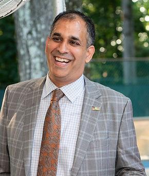 Babur Lateef, candidate for Prince William School Board Chai