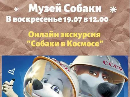 Онлайн экскурсия в Музее Собаки