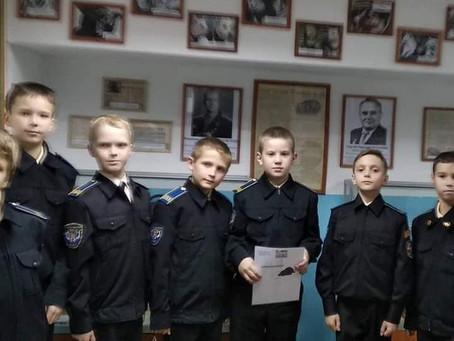 Кадеты Петровского корпуса в Музее Собаки