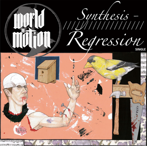 """DEBUT SINGLE """"SYNTHESIS - REGRESSION"""" OUT NOW!!!"""