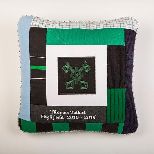 Personalised School Uniform Cushion