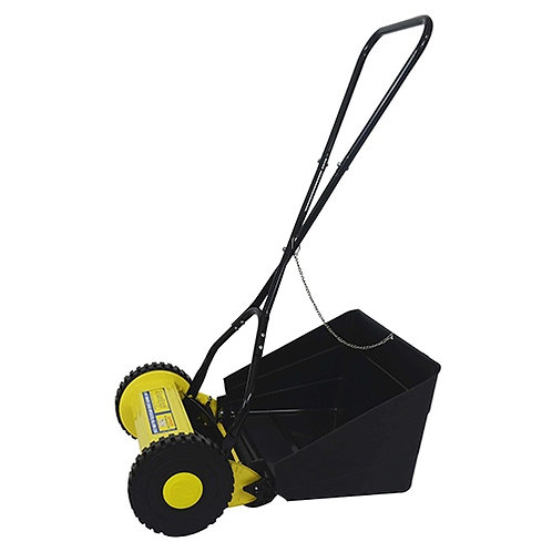 M:Hand Mower-(With Plastic Catcher)-KK LMM-400