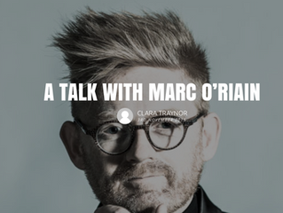 A TALK WITH MARC O'RIAIN