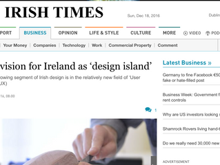A new vision for Ireland as 'design island'
