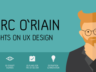 Marc O'Riain. Thoughts on UX Design