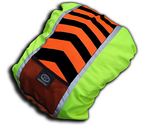 Hi Viz Duotone Hump Back Pack Cover