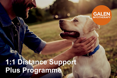 Distance Support Plus Programme