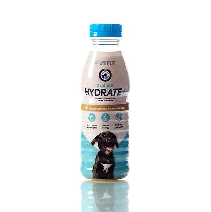 Oralade Hydrate+ 400ml