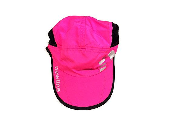 Women's newline high viz cap - pink