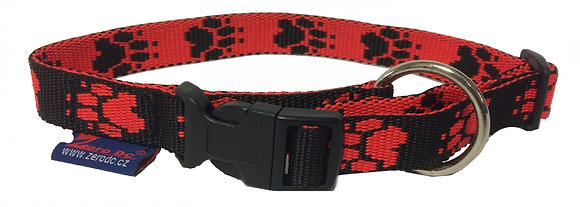 Zero DC fox collar