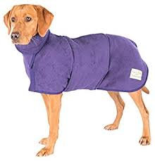 Ruff & Tumble Dog Drying Coat